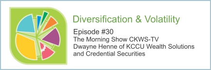 Diversification and Volatility