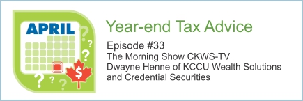 Year-end Tax Advice